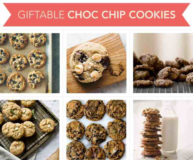 Giftable Chocolate Chip Cookies // FoodNouveau.com