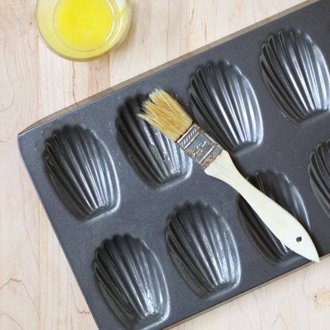 Pumpkin Madeleines with Spiced Maple Glaze // FoodNouveau.com