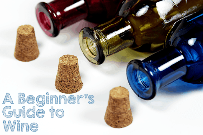 A Beginner's guide to understanding and learning about wine!