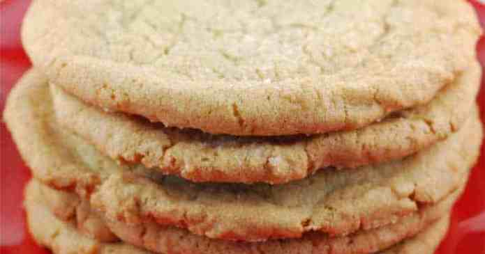 Classic Sugar Cookie Recipe