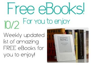 Free amazon kindle ebooks