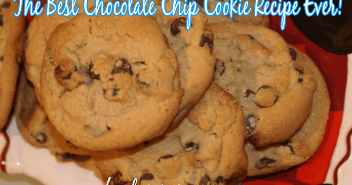 My Favorite Chocolate Chip Cookie Recipe
