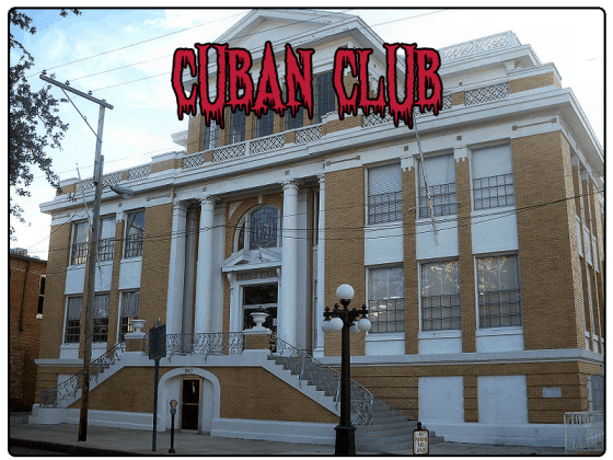 cuban club haunted florida