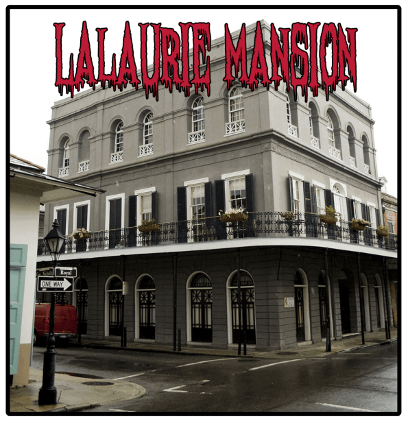 lalaurie mansion haunted