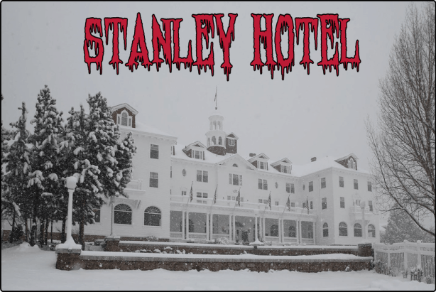 stanely hotel haunted