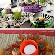 20 Amazing Halloween Centerpieces