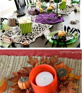 20 Amazing Halloween Centerpieces