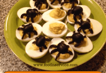 halloween diy recipes deviled eggs