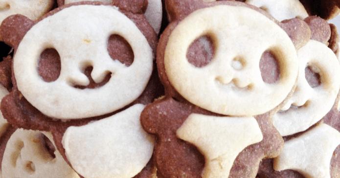 Panda Cookies Recipe