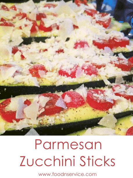 parmesan zucchini sticks recipe #vegetarian #recipe #healthyrecipes