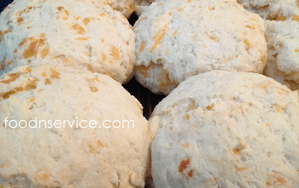 Buttermilk And Cheddar Biscuits recipe. Super delicious and easier than you think to make!