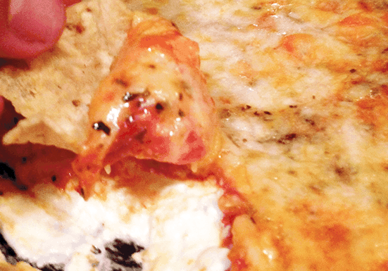 This Pizza Dip Recipe is great for any kind of gathering, party or a great snack treat!