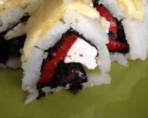 Fruit Roll Sushi Recipe