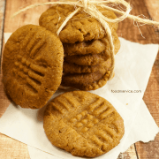 Peanut Butter Pumpkin Cookies Recipe