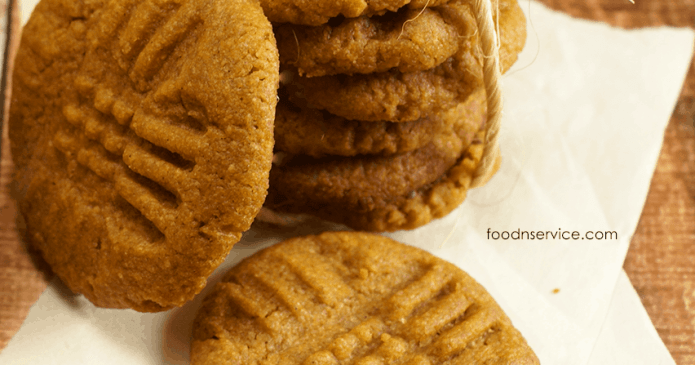Peanut Butter Pumpkin Cookies Recipe