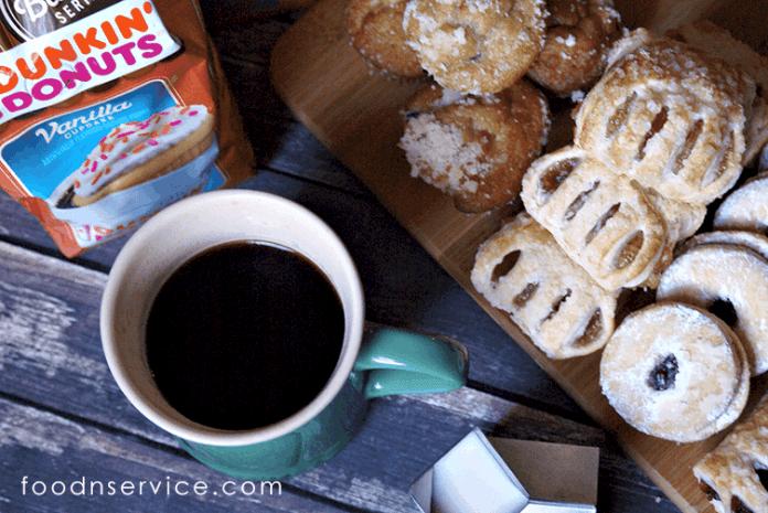 dunkin donuts vanilla coffee
