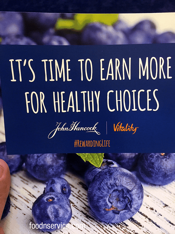 time to earn more for healthy choices