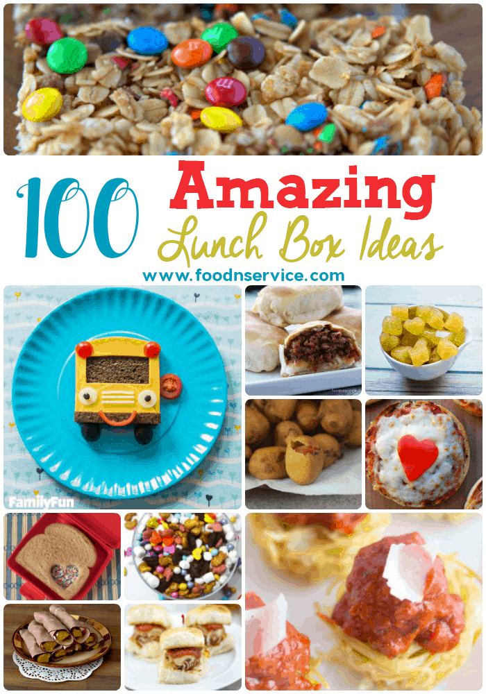 100 Amazing lunch box ideas to make for your kids! Now youu0027ll have  sc 1 st  FoodnService & Amazing Lunch Box Ideas Aboutintivar.Com