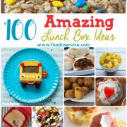 100 Amazing Lunch Box Ideas