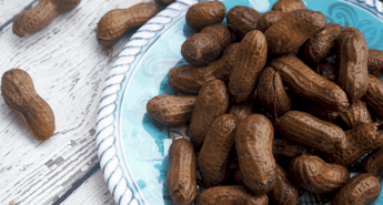 The best instant pot boiled peanuts that you're ever gonna make!