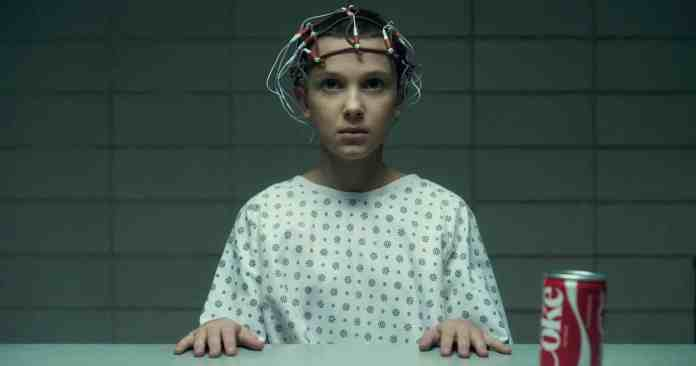Eleven stranger things costume hospital gown is one of the more iconic costumes as that's what we first see Eleven in.