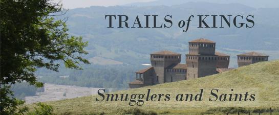 FLV 9 Langhirano Valley Torrechiara Castle Parma Foodnwalk