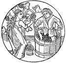 Grape treading FWT Parma