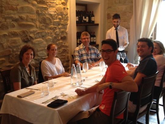 Food Tour in Parma happy peeps delicious treats FWT