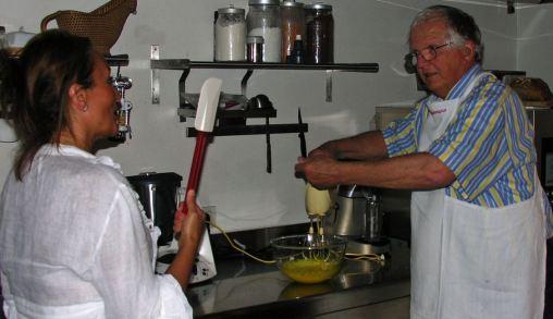 Making Tirramisu FWT Cooking classes