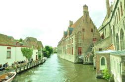 Bruges, in a snapshot