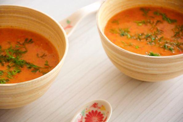 sopa de aji dulce 1