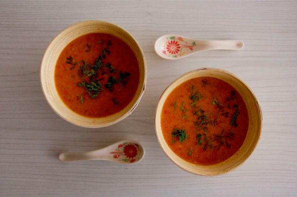 sopa de aji dulce 2