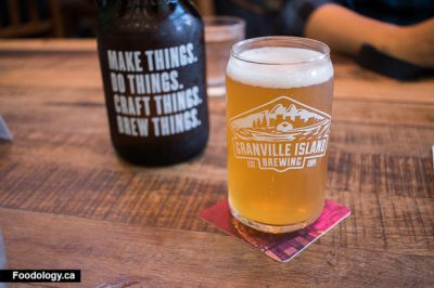 Granville Island Brewing Small Batch Series   Foodology