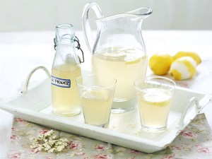 Valentine Warner's Elderflower Cordial