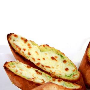 Supreme Garlic Bread