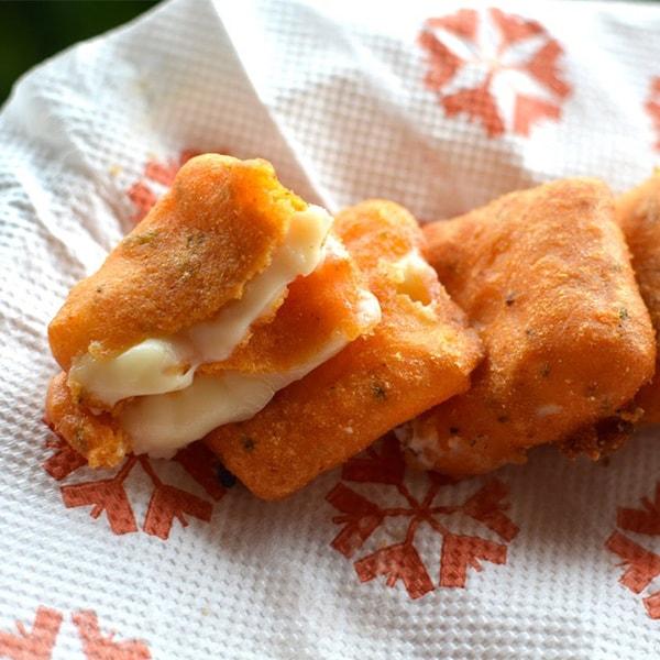 Cheese Pakoda