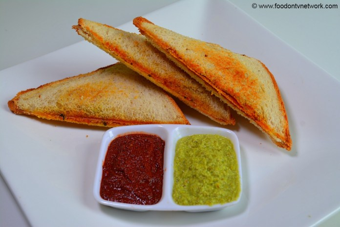 Bombay Sandwich Recipe.