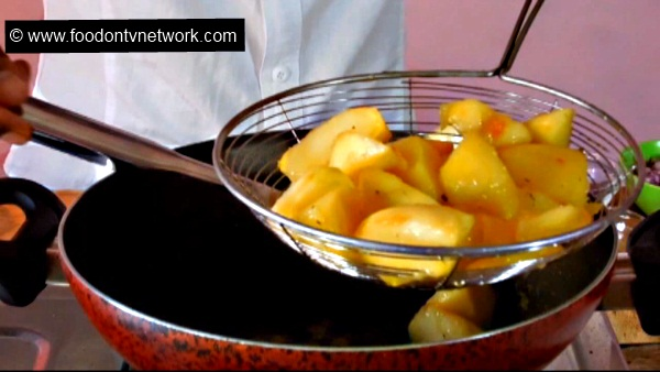 How to make Royal Apple Curry Recipe.