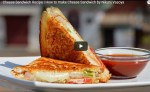 How to Make Cheese Tawa Masala Sandwich Recipe, est Sandwich Recipes, Indian Sandwich Recipes, Vegetarian Indian Sandwich Recipes.