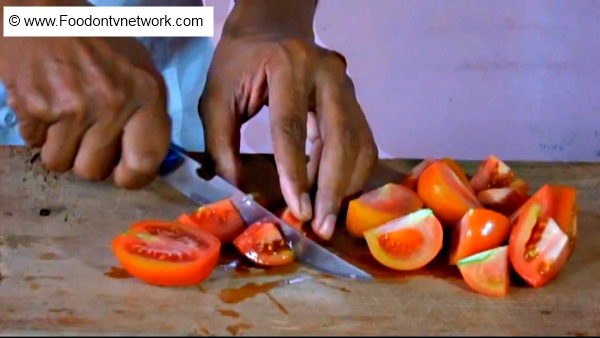 How to Cook Masala Peanut Tomato Recipe.