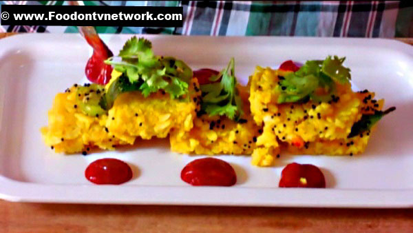 How to Make Poha Dhokla Recipe.