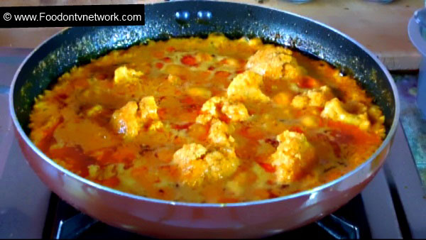 How to Cook Gobi Paneer Recipe.