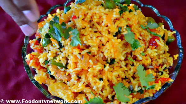 How to Cook Veg Pulao Recipe.