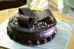 Moist Chocolate Cake Recipe. Simple Chocolate Cake Recipe. Eggless Chocolate Cake Recipe.
