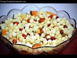 Sabudana Namkeen Recipe, Sabudana ki Namkeen Recipe, Sago Salty Snack Recipe, Indian Fasting Recipe, Vrat ki Namkeen Recipe.