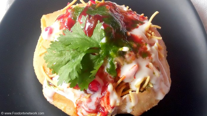 Raj Kachori Recipe, Raj Kachori Chaat Recipe, Kachori Recipe, Kachori Chaat Recipe, Indian Street Food Recipe, Evening Snack Recipe, Chaat Recipes.