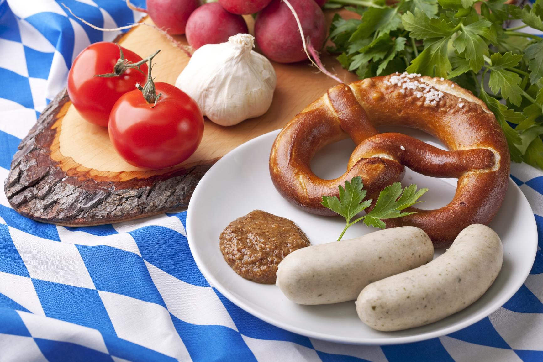 American Or German Food Amp Soccer