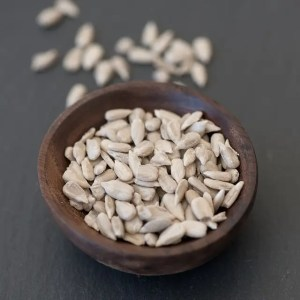 Sunflower Seeds, a rich source of Pantothenic Acid (Vitamin B5) & Vitamin B6