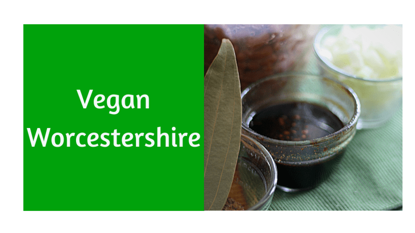 Vegan Worcestershire
