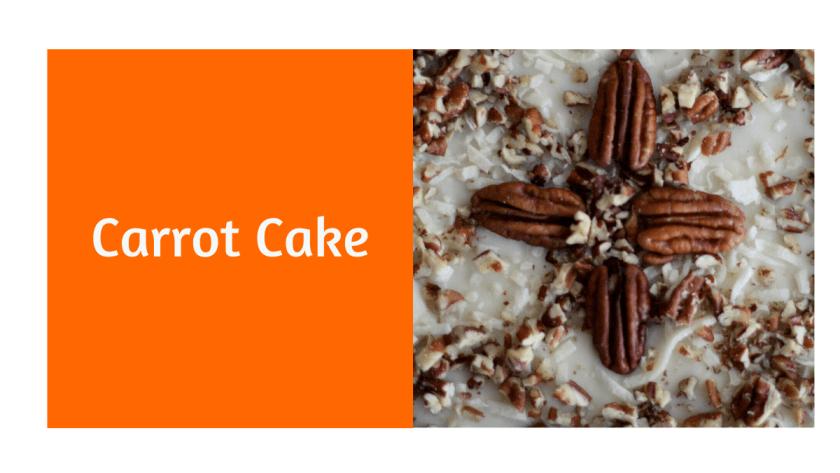 incredible carrot cake